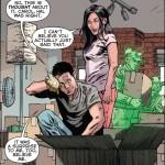 Green Lantern NG21 Panel