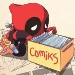 New Comics Header