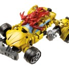 CONSTRUCT BOTS SCOUT BUMBLEBEE VEHICLE A5676