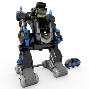Fisher-Price Imaginext DC Super Friends Batman Bat-Bot.
