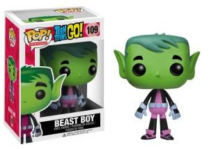 Funko POP - Teen Titans GO Beast Boy