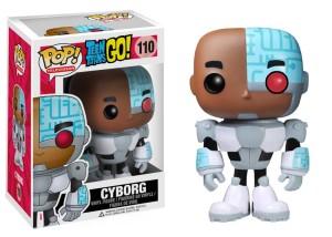 Funko POP - Teen Titans GO Cyborg