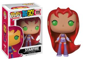 Funko POP - Teen Titans GO Starfire