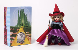 Madame Alexander 75th Anniversary Wicked Witch of the East Doll
