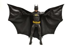 NECA 1:4 Scale Batman 1990 pose 1