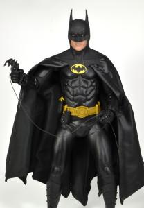 NECA 1:4 Scale Batman 1990 pose 2