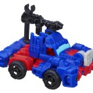 TRANSFORMERS CONSTRUCT BOTS RIDERS OPTIMUS VEHCLE A6168