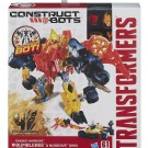 TRANSFORMERS CONSTRUCT BOTS WARRIORS BUMBLEBEE & NOSEDIVE A7065 Package