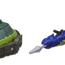 TRANSFORMERS CONSTRUCT BOTS WARRIORS HOUND & WIDE LOAD A7064