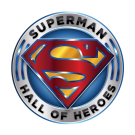 Superman Hall of Heroes Vector Logo