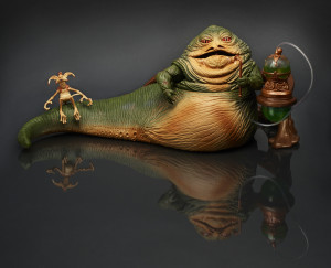 Hasbro 2014 SDCC Jabba set_detail photo1