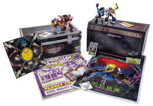 Hasbro SDCC 2014_30th Ann Tour Edition set
