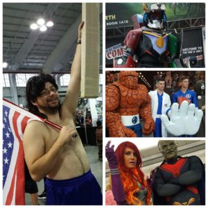 NYCC 2016 Cosplay Pics