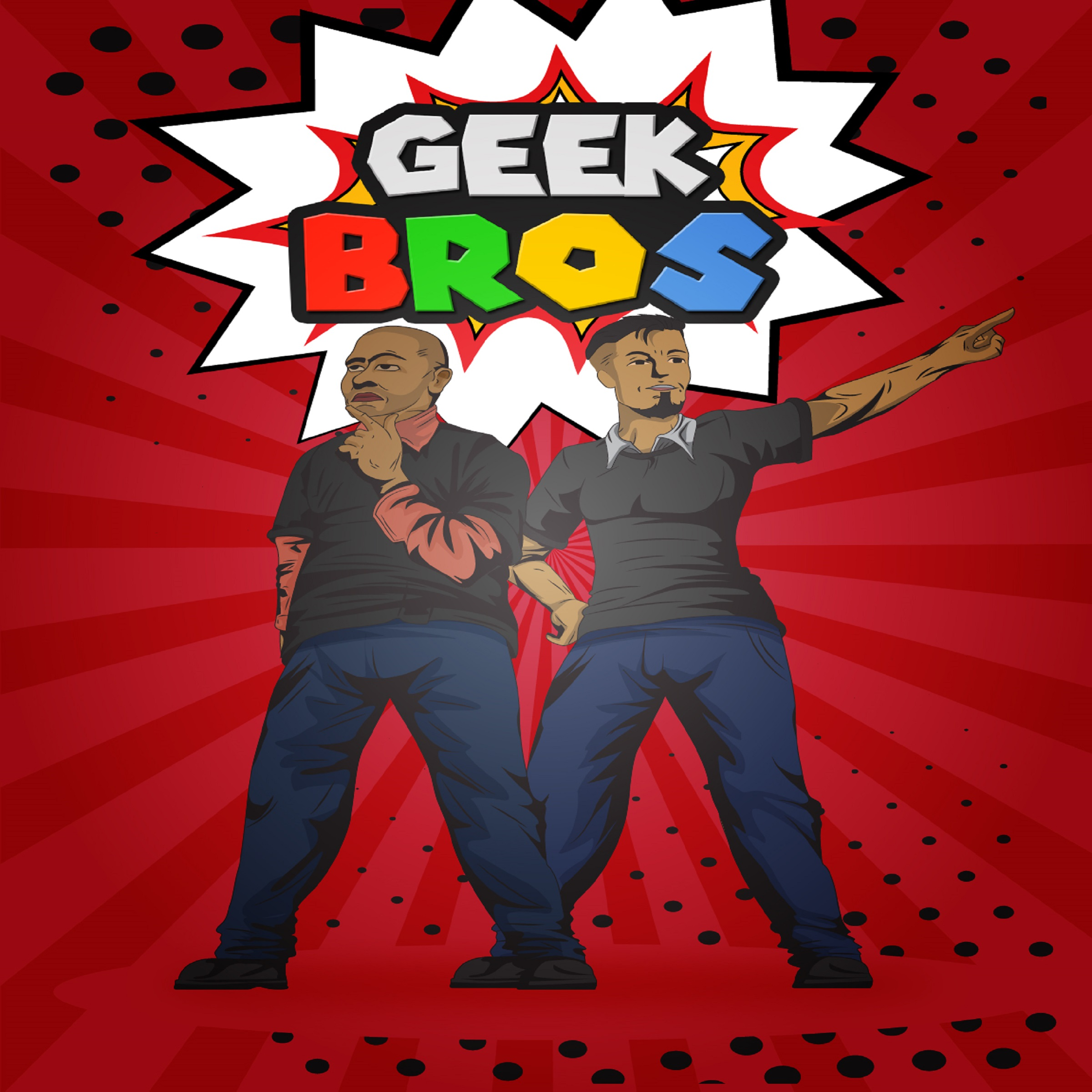 Keepin Up With The GeekBros