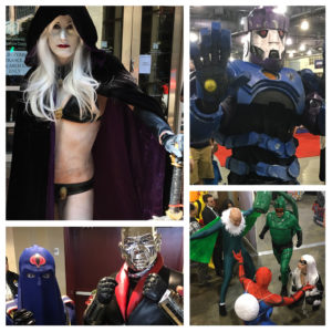 Wizard World Comic Con Philadelphia 2017 Cosplay
