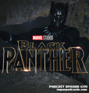 Black Panther Movie Review Podcast #podernfamily