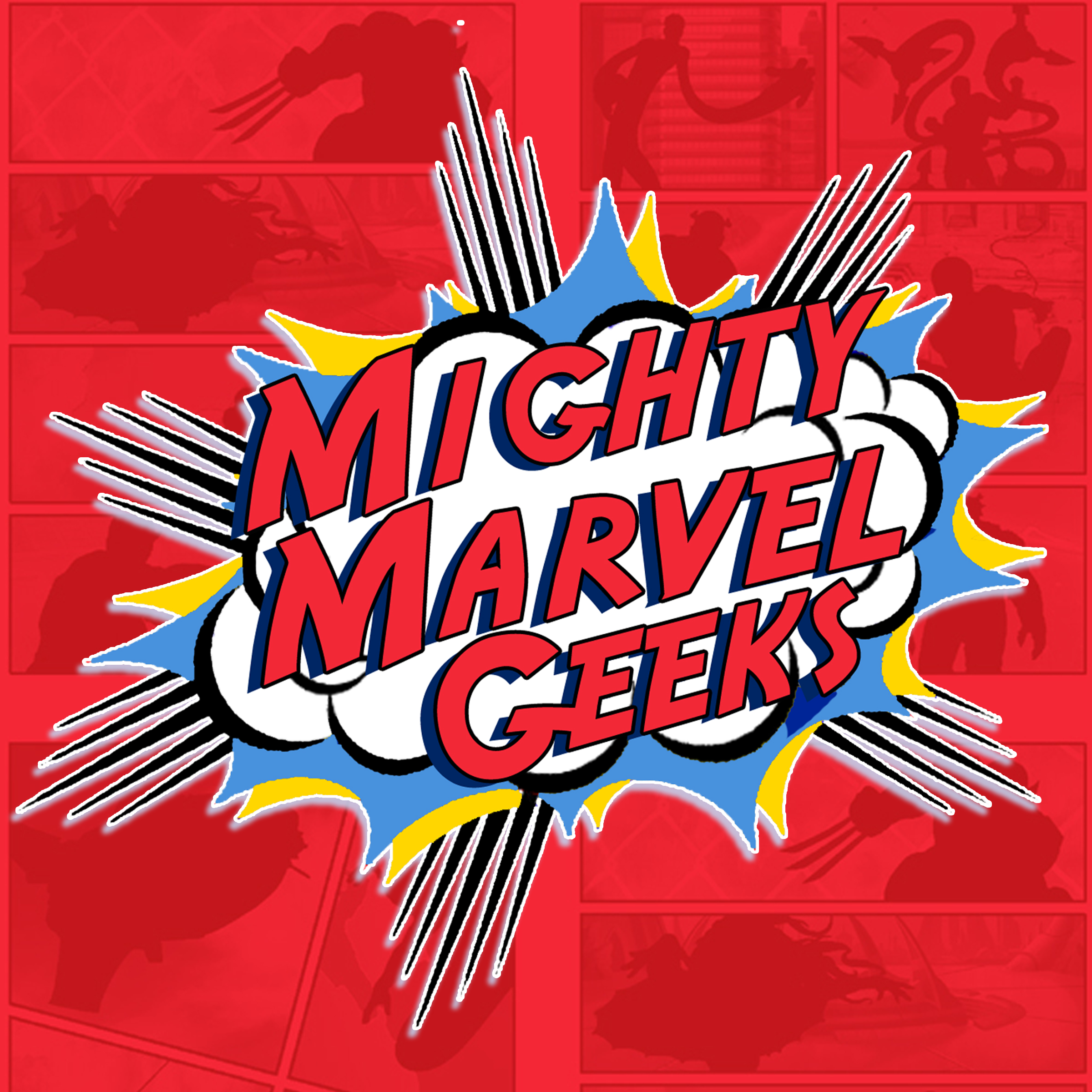 Mighty Marvel Geeks 271.1: POW 11-02-2019